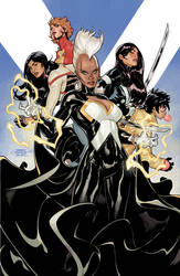 X-MEN #16 Cover color by TerryDodson