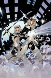 X-MEN #19 Cover by TerryDodson