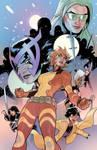X-Men 21 Cover