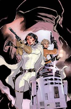 Star Wars: Princess Leia #3 Cover