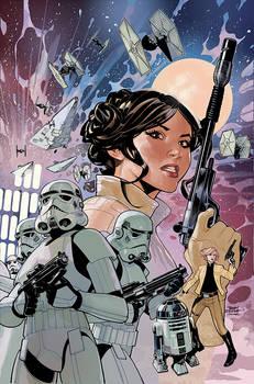 Star Wars: Princess Leia #4 Cover