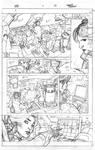 Star Wars: Princess Leia #1 Page 15 Pencils