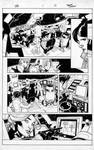 Star Wars: Princess Leia #1 Page 15 Inks