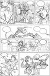 RED ONE # 2 Page 1 Pencils