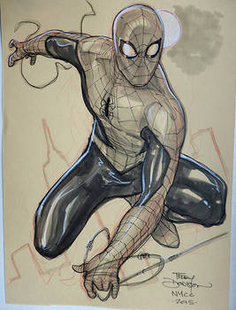 Spider-Man from NYCC 2015
