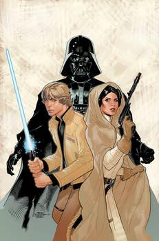 Star Wars: Vader Down #1 Variant Cover