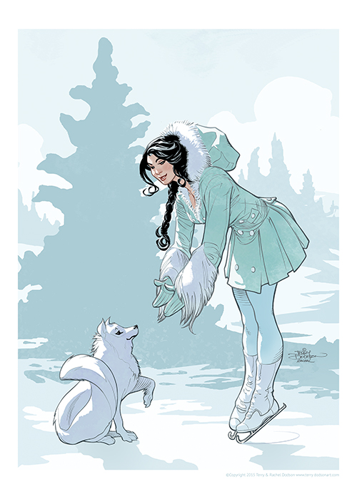 HAPPY HOLIDAYS 2015 by TerryDodson
