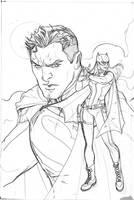 Superman #50 pencils by TerryDodson