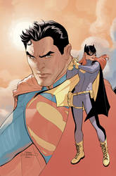 Superman 50 Cover