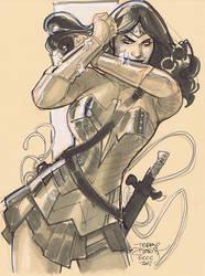 Wonder Woman ECCC 2016