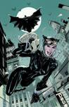 Batman Rebirth #1 Variant Cover