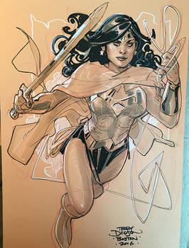 Wonder Woman 2 BCC 2016