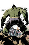 Totally Awesome Hulk 9 Cover