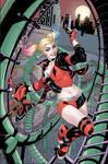 Harley Quinn 1 Cover