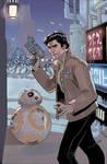 Star Wars: Poe Dameron 7 Cover