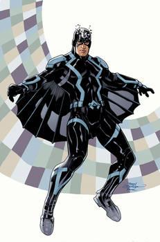 Inhumans Vs X-Men #1 Black Bolt