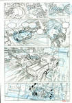 RED ONE Book 2 Undercover Page 5 Pencils