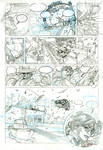 Red One Book 2 Page 7 Pencils by TerryDodson