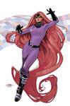 Inhumans Vs X-Men #5 Medusa