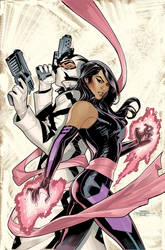 Astonishing X-Men #1 Cover by TerryDodson