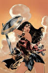 Wonder Woman 34 Cover