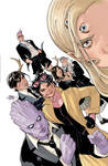 Generation X #1 Cover