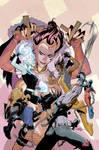 JLA #22 Cover