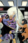 Batgirl and The Birds of Prey 20 Cover