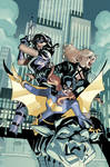 Batgirl and the Birds of Prey 22 Cover