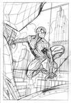 Amazing Spider-Man #800 Cover Pencils