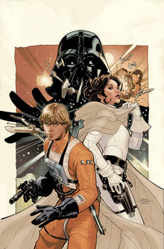 Star Wars 50 Cover