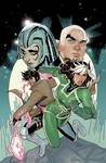 Mr. and Mrs. X #3 Cover