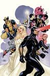 Uncanny X-Men Cover