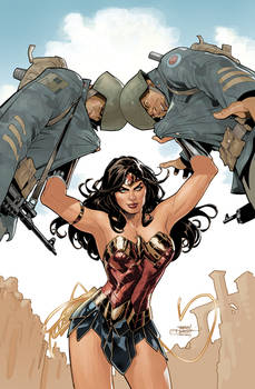 Wonder Woman 58 Cover