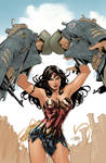 Wonder Woman 58 Cover