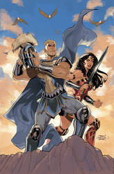 Wonder Woman 59 Cover by TerryDodson