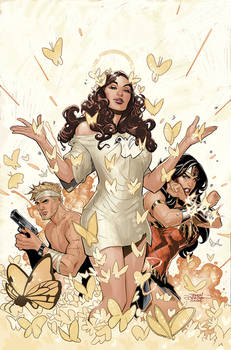 Wonder Woman 61 Cover