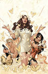 Wonder Woman 61 Cover by TerryDodson