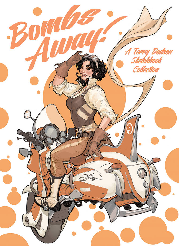 Bombs Away! Cover by TerryDodson