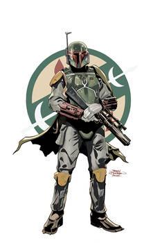 Star Wars Age of Rebellion - Boba  Cover