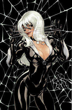 Black Cat #2 Variant Cover