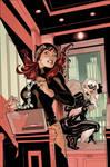 Black Cat 5 Variant Cover