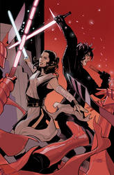Star Wars Greatest Moments Cover by TerryDodson