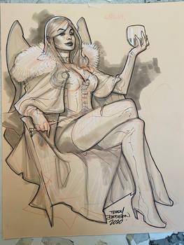 Emma Frost ECCC 2020