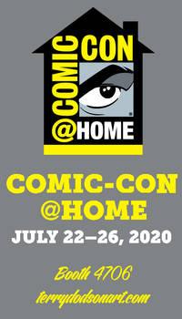 Comic-Con@Home Booth 4706