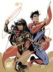 Future State:Superman Wonder 2 Cover