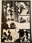 ADVENTUREMAN Vol 1 Page 5 Original Art