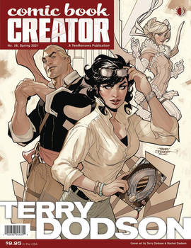 Comic Book Creator #26
