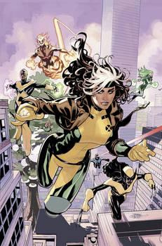 X-MEN 3 Variant Cover Art