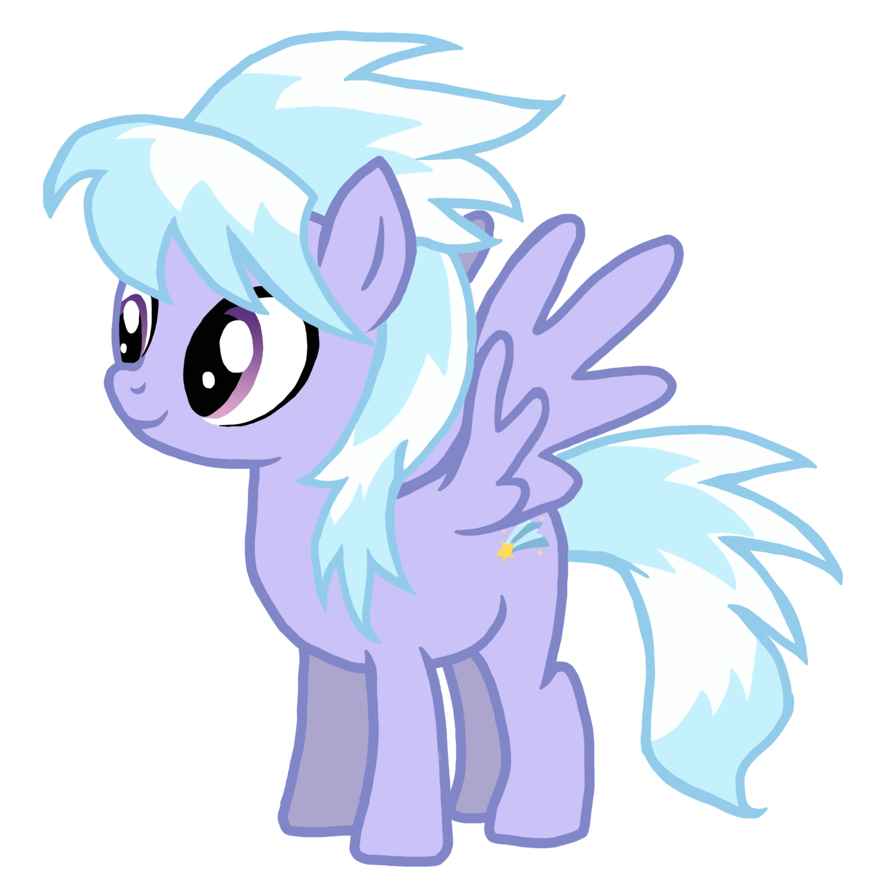 Cloud Chaser Vector 2 by xXNightwingRobinXx